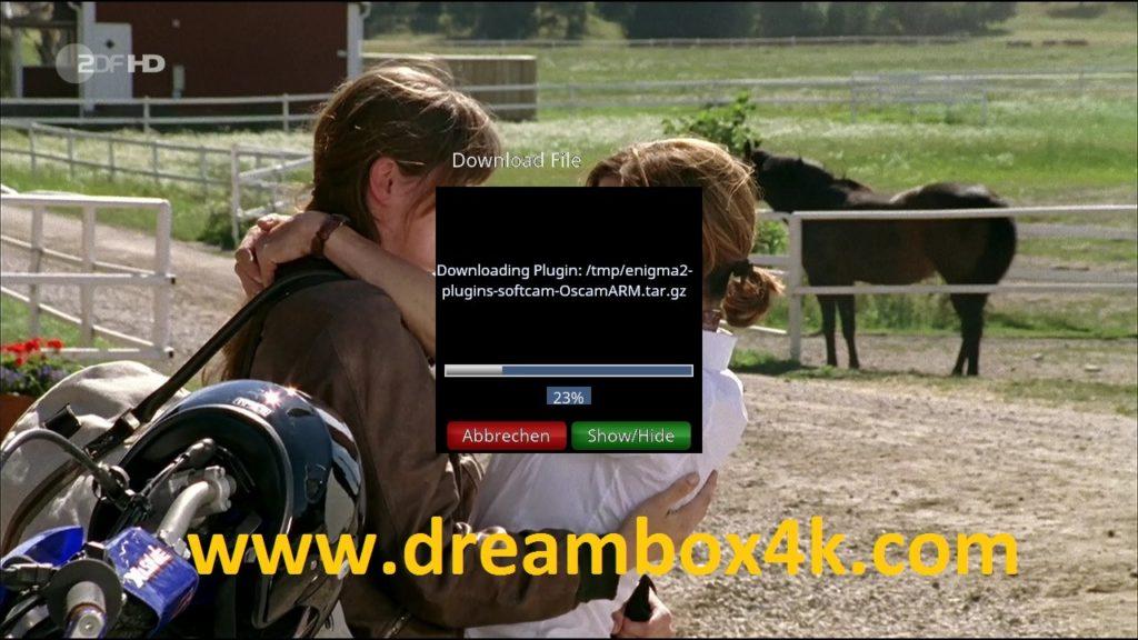 TUTO] Installieren Sie OSCAM auf OpenHDF (dm900) – Dreambox4K