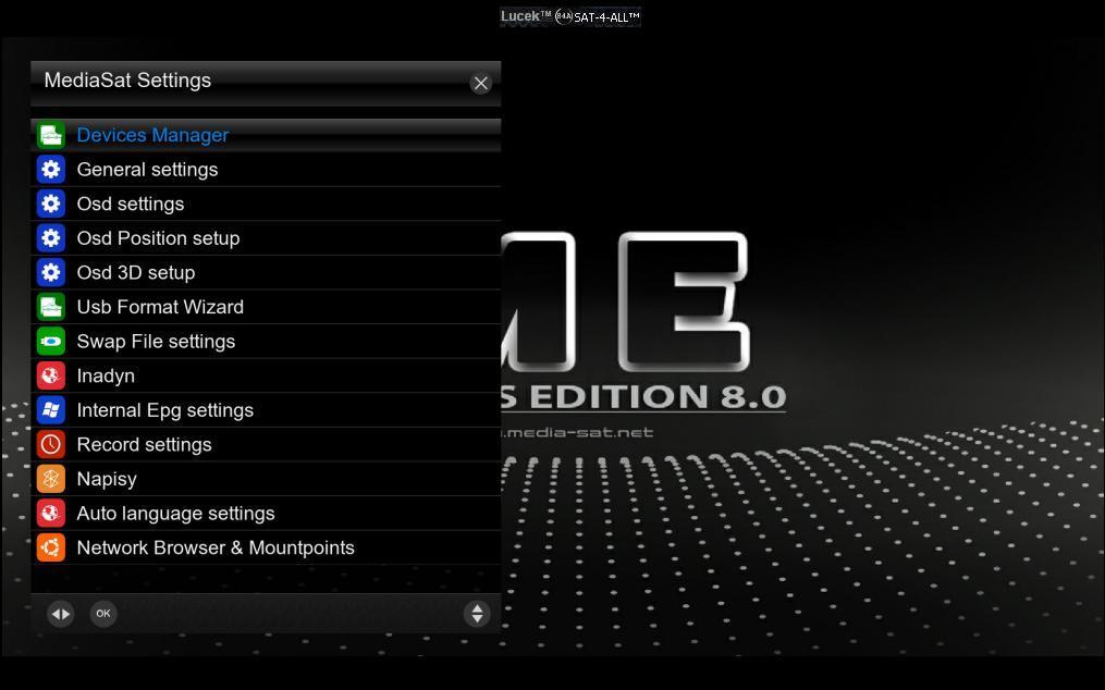IMAGE] MUZOSS EDITION 8 0 für VU+ SOLO 2 – Dreambox4K