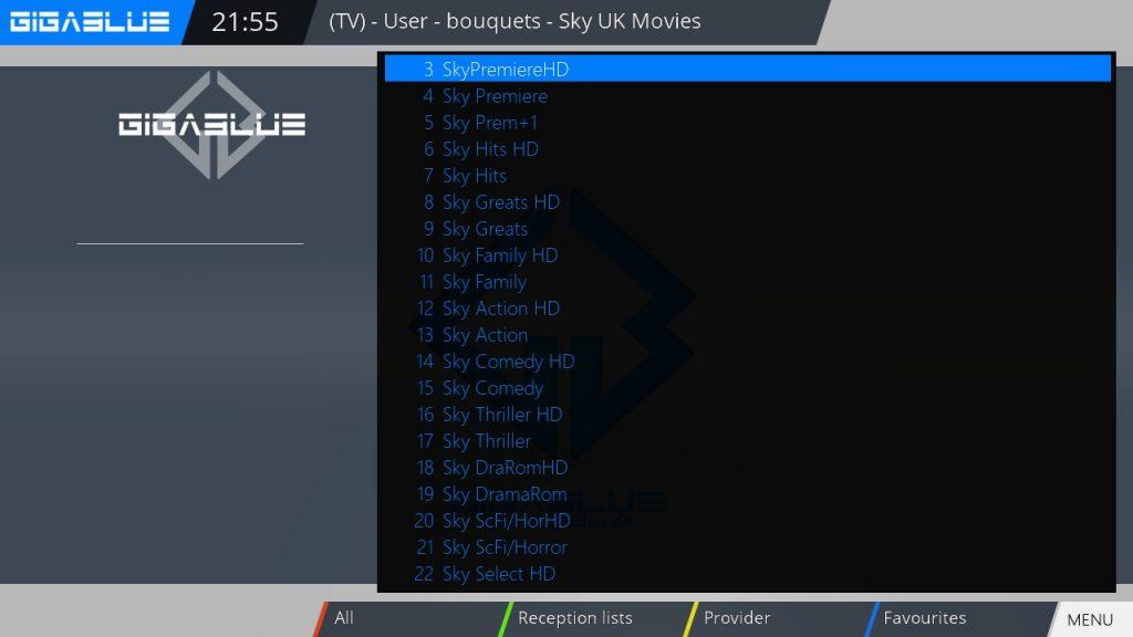 [IMAGE] OpenMIPS 6.1 für GiGaBlue HD Quad – Dreambox4K