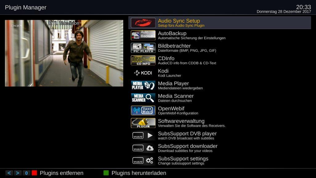 Openpli image Dreambox DM920 - DM-920UHD 4K Image - SatelitIN com