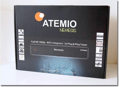 [TEST] Atemio Nemesis