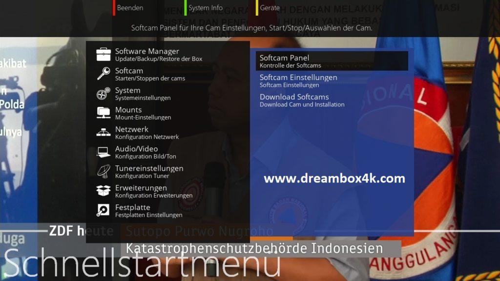 TUTO] Installieren Sie MGCAMD auf OpenATV – Dreambox4K