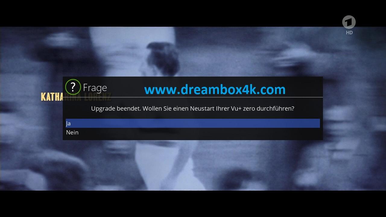 TUTO] Online-Update OpenATV – Dreambox4K