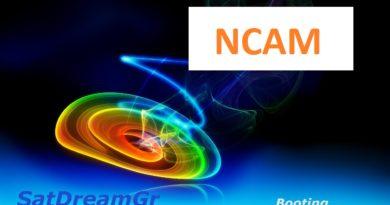 [TUTO] Installieren Sie NCAM auf SatDreamGR