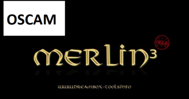 [TUTO] Installieren Sie OSCAM auf MERLIN 4