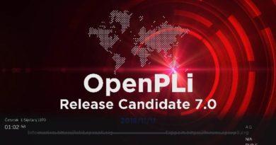 [IMAGE] OpenPLi 7.0 RC für Vu+ DUO 4K