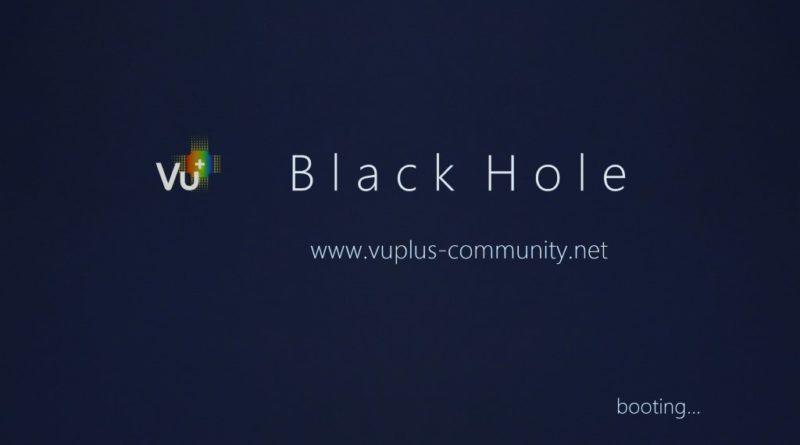 [IMAGE] Black Hole 3.0.7