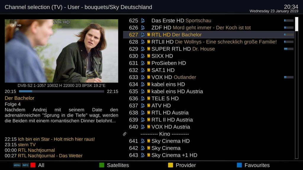BACKUP] OpenPLi 7 0 for VU+ DUO 4K – VUPLUS4K