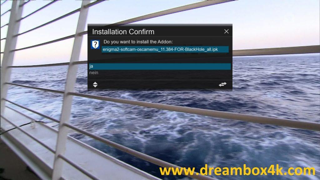 Oscam Manual Install Dreambox
