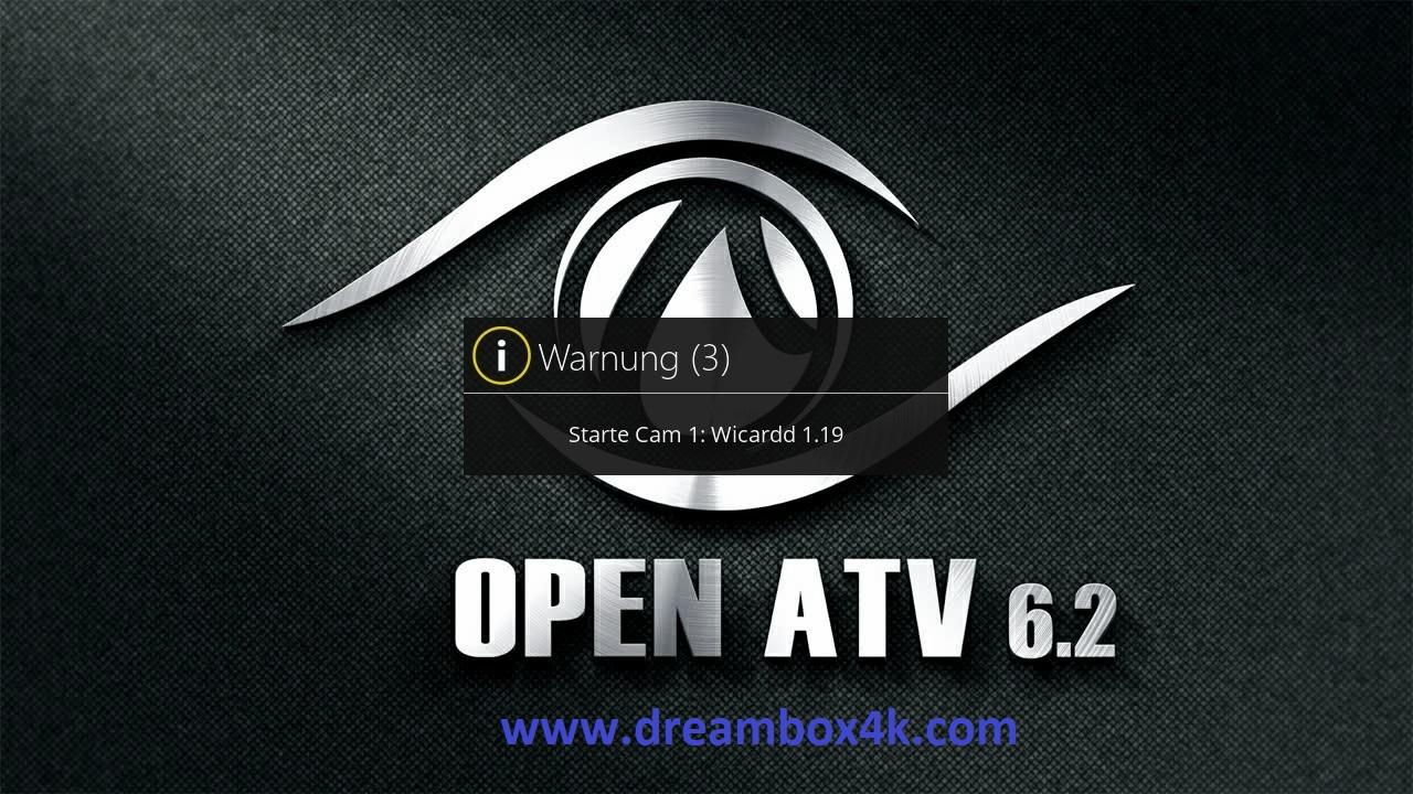 BACKUP] OpenATV 6 2 für DM900 (DREAMBOX4K TEAM) - Backup