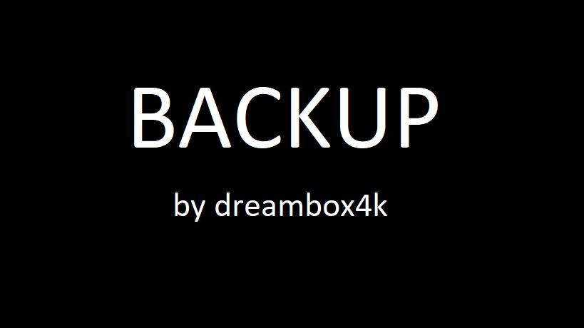[BACKUP] OpenDROID 6.7 für Vu+ UNO 4K SE (DREAMBOX4K)