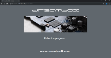 Dreambox4K – Dreambox4K