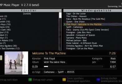 [PLUGIN] YAMP Music Player